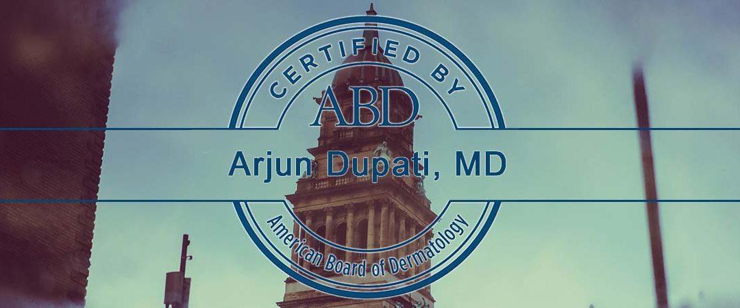 American Board of Dermatologists - Certification Logo